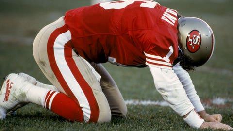 1990 NFC: New York Giants 15, San Francisco 13