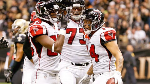 20. Atlanta Falcons
