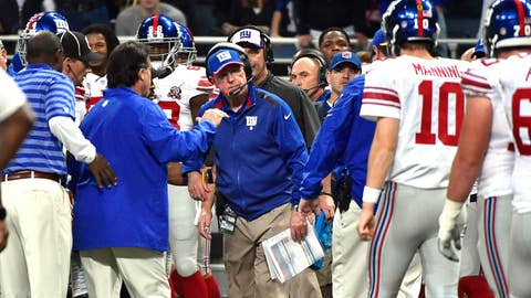 21. New York Giants