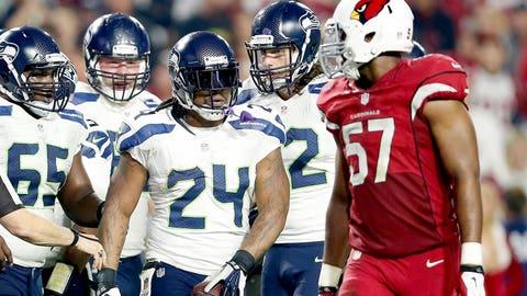 Cardinals vs. Seahawks