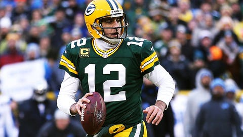 Aaron Rodgers (Packers QB)