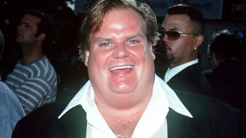 Marquette: Chris Farley (actor)