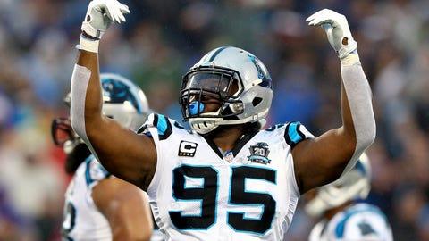 Charles Johnson, Panthers DE, $20.02M: Good