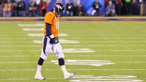 2013 Super Bowl: Seahawks 43, Broncos 8