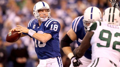 2009 AFC championship game: Colts 30, Jets 17