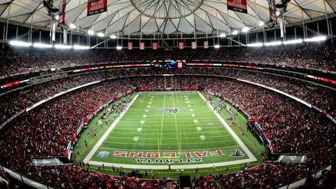 Atlanta Falcons, $2.125 billion