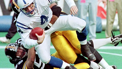 1995 AFC: Pittsburgh 20, Indianapolis 16