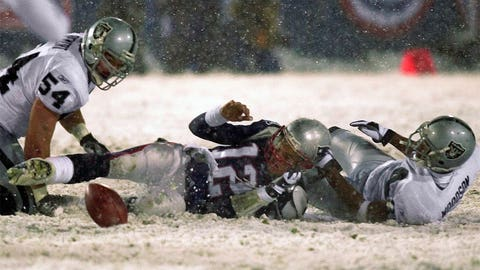 2001 – Tuck Rule game
