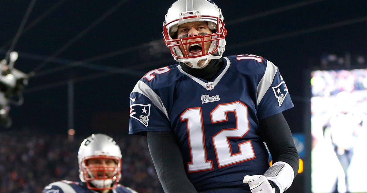 Nfl Playoff Results Brady Pats Rally To Beat Seahawks