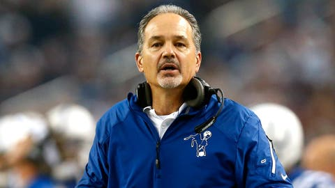 Chuck Pagano, Indianapolis Colts (Last week: 5)