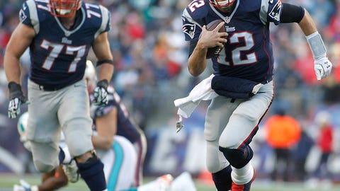 Week 15: Patriots 41, Dolphins 13
