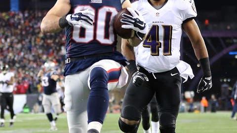 Divisional Round: Patriots 35, Ravens 31
