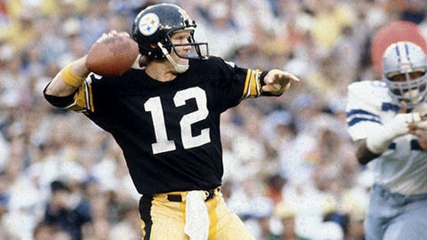 Terry Bradshaw: Pittsburgh Steelers (1970-1983)