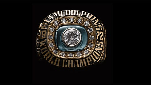 Super Bowl VII: Miami Dolphins