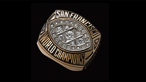 Super Bowl XVI: San Francisco 49ers