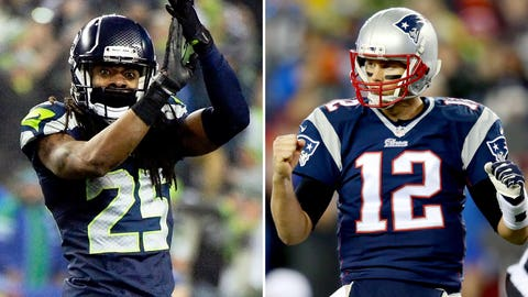 1. Who wins: Patriots' passing game or Seahawks' secondary?