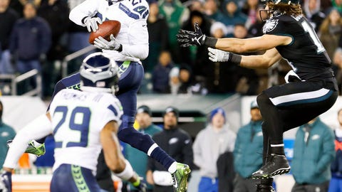 Week 14: Seahawks 24, Eagles 14