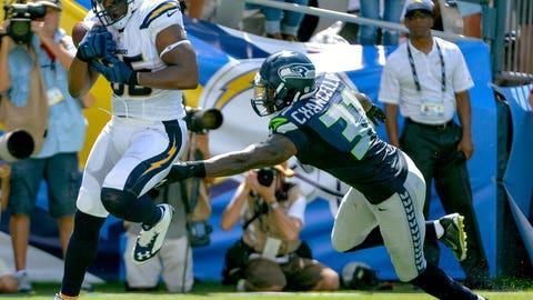 Week 2: Chargers 30, Seahawks 21