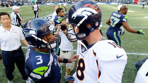 Week 3: Seahawks 26, Broncos 20 (OT)