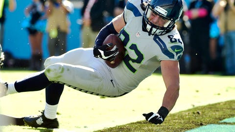 Week 8: Seahawks 13, Panthers 9