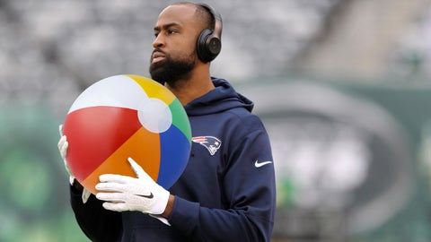 Brandon Browner: Our RB 'could've carried a beach ball' and beaten Colts