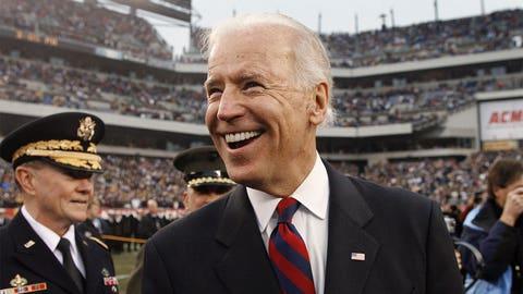 Joe Biden: 'I like a softer ball'