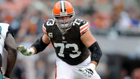 LT: Joe Thomas, Browns (30)