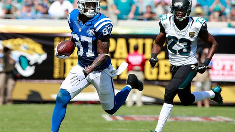 Reggie Wayne, Colts WR
