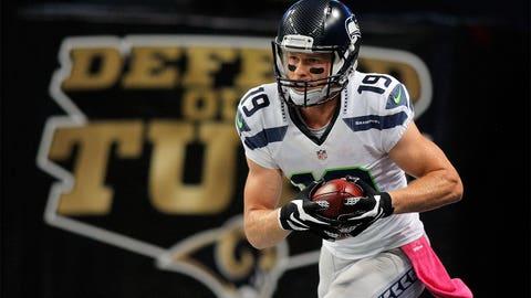 7. Bryan Walters: Wide receiver, Seahawks