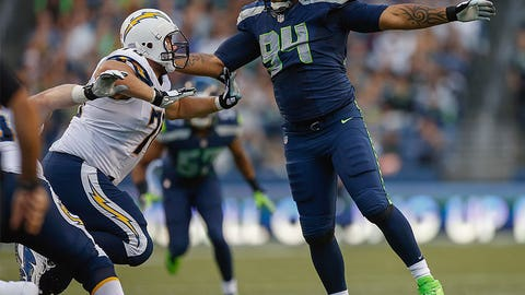 3. Kevin Williams: Defensive tackle, Seahawks