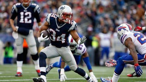 9. Shane Vereen: Running back, Patriots