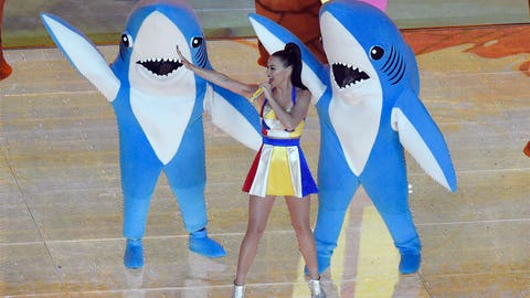 Dancing with the sharks
