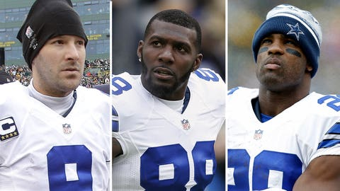 16. Can Dallas keep the 'triplets' together?