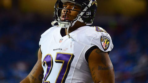 3. Will ex-Baltimore running back Ray Rice find a new team?