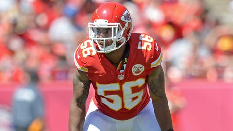 Derrick Johnson, LB, Chiefs