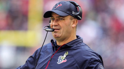 Bill O'Brien's future with the Texans has become murkier