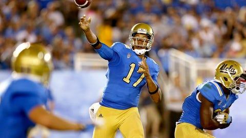 UCLA QB Brett Hundley