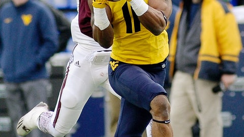 West Virginia WR Kevin White