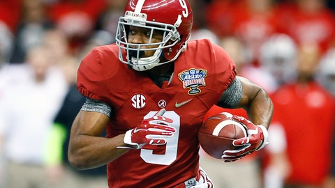 Round 1: Amari Cooper, wide receiver, Alabama