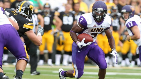 David Johnson, RB, Northern Iowa