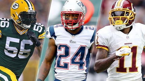 A look back at 2014's free agent plunders and blunders