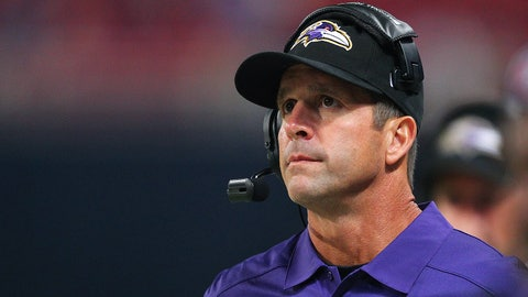 John Harbaugh, Baltimore Ravens