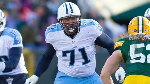 Michael Roos, 2005 — Round 2, Pick 41 (Tennessee Titans)