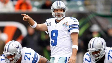 Tony Romo to the Broncos for Shane Ray and a third-round pick