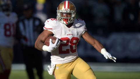 Are the 49ers still a power-running team?
