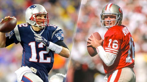 The best QBs in Super Bowl history