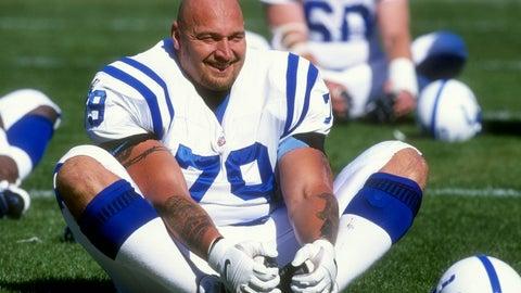 Tony Mandarich (No. 2 overall, Packers, 1989)