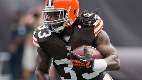 2012: RB Trent Richardson (third overall)