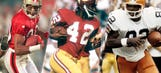 Ranking the 16 greatest pass catchers in NFL history