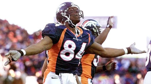Denver Broncos -- TE Shannon Sharpe